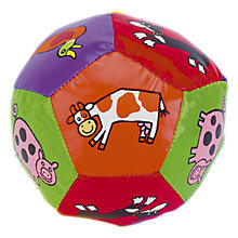 Buy Jellycat Farm Tails Boing Ball Soft Toy, Multi Online at johnlewis.com