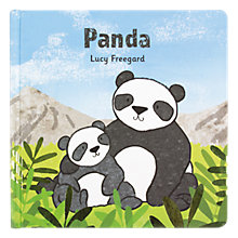 Buy Jellycat Panda Board Book Online at johnlewis.com