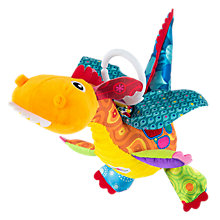 Buy Lamaze Flying Fynn Toy, Multi Online at johnlewis.com