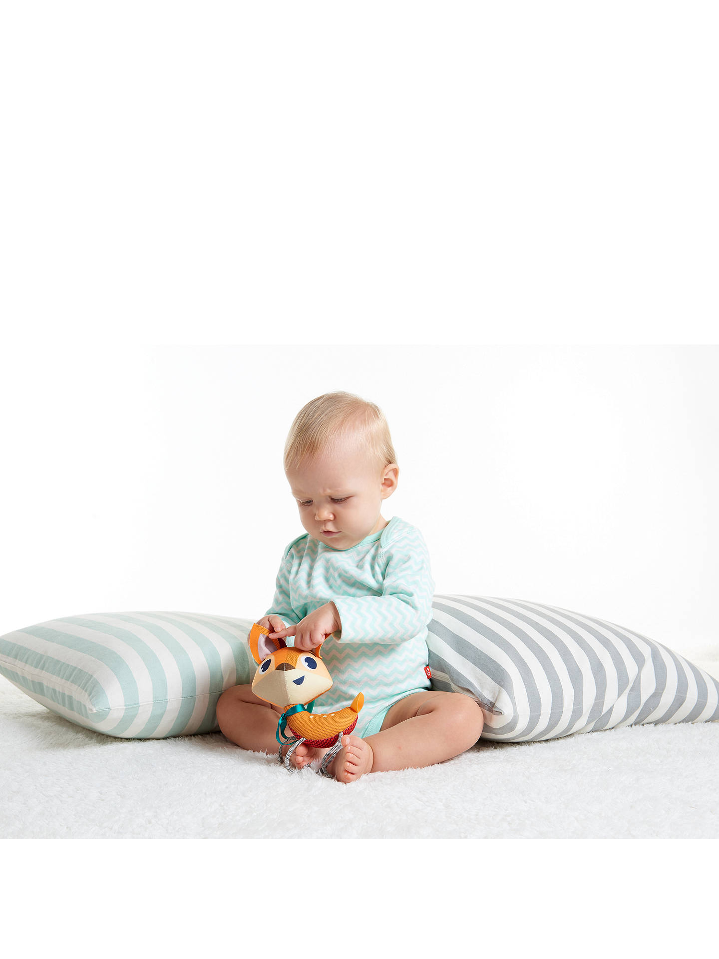 Buy Tiny Love Florence Deer Rattle Teether, Multi Online at johnlewis.com