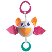 Buy Tiny Love Oscar Bat Rattle Teether, Multi Online at johnlewis.com
