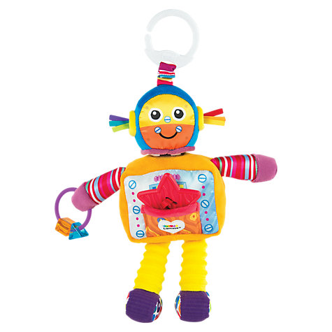 Buy Lamaze Mitchell Moonwalker Toy, Multi Online at johnlewis.com