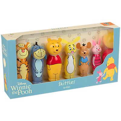 Orange Tree Winnie the Pooh Skittles Wooden Toy