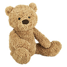 Buy Jellycat Bundle of Bears Bumbly Bear Soft Toy, Large, Brown Online at johnlewis.com