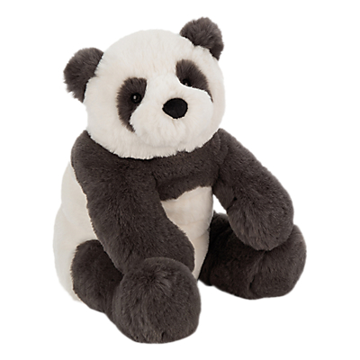 Product photo of Jellycat harry panda cub soft toy medium