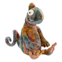 Buy Jellycat Colourful & Quirky Colin the Chameleon, One Size, Multi Online at johnlewis.com
