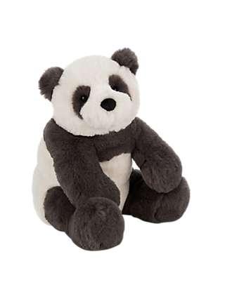 Jellycat Harry Panda Cub Soft Toy, Large