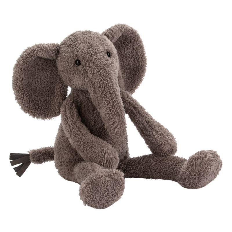 Jellycat Jellycat Slackajack Elephant Soft Toy, Small