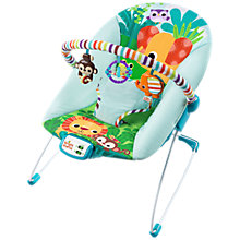 Buy Bright Starts Safari Bouncer Online at johnlewis.com