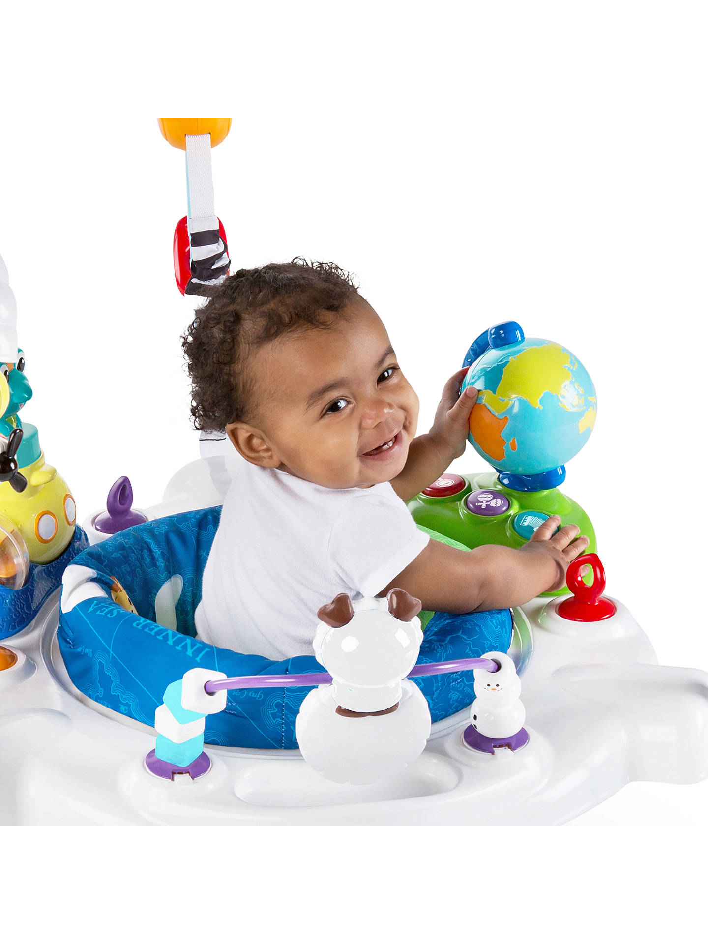 b32c067f5 Baby Einstein Journey Of Discovery Jumper at John Lewis   Partners