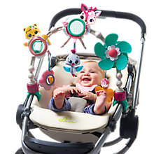 Buy Tiny Love Tiny Princess Stroller Arch Toy Online at johnlewis.com