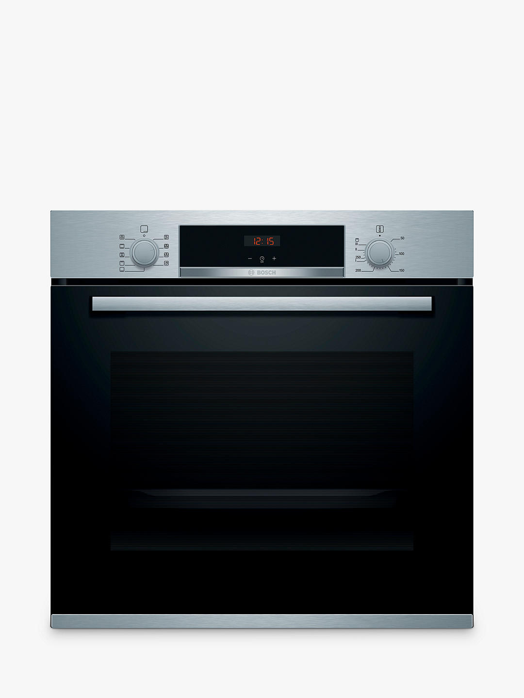Buy Bosch HBS534BS0B Built-In Single Oven, Stainless Steel Online at johnlewis.com