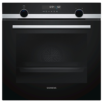 Siemens HB578A0S0B Built-In Single Oven, Stainless Steel
