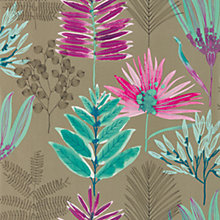 Buy Harlequin Yasuni Wallpaper Online at johnlewis.com