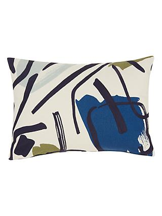 House by John Lewis Dance Party Cushion, Cobalt
