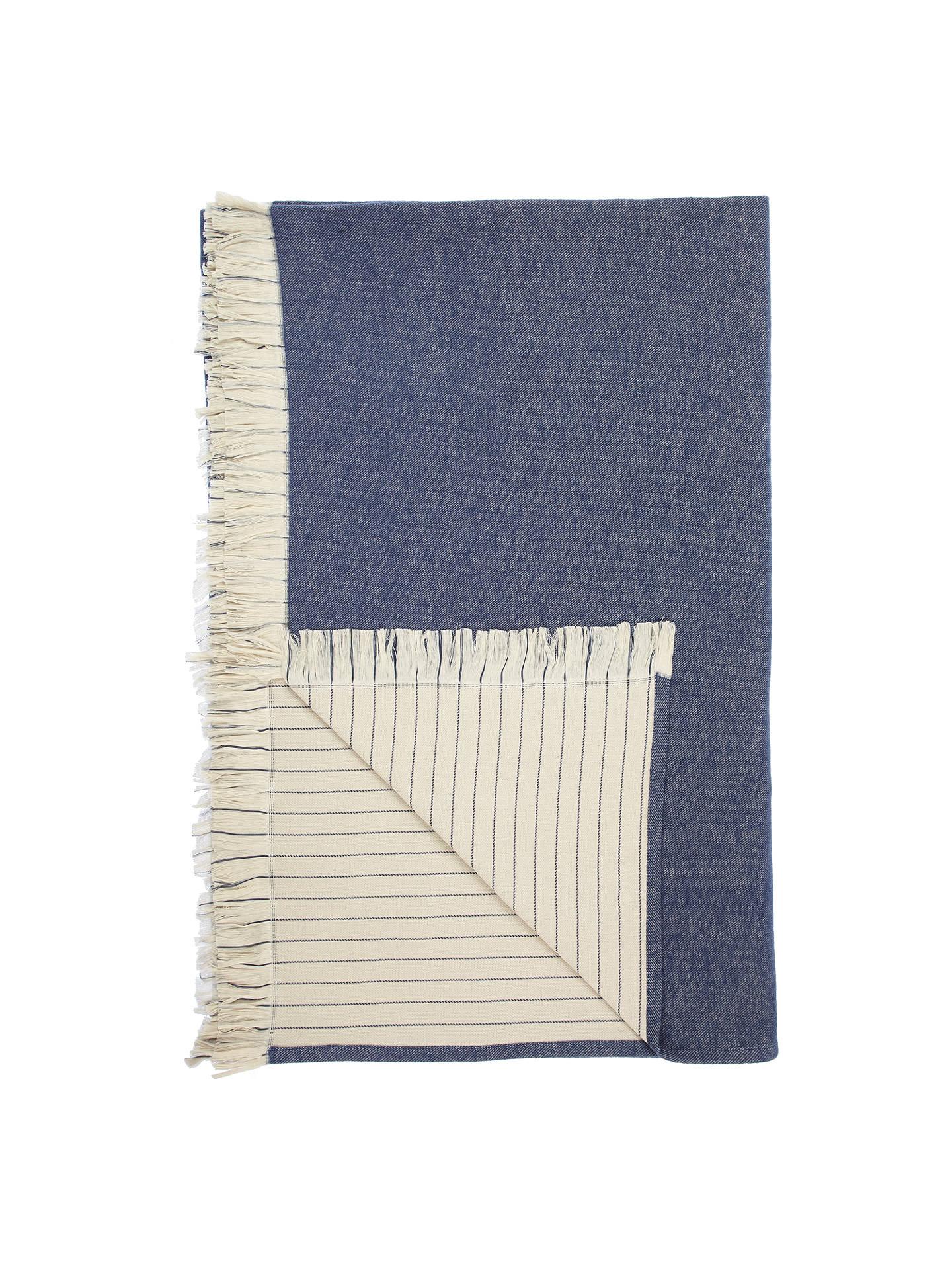 john lewis partners brushed cotton throw at john lewis. Black Bedroom Furniture Sets. Home Design Ideas