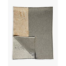 Buy Design Project by John Lewis No.126 Throw, Camel Online at johnlewis.com