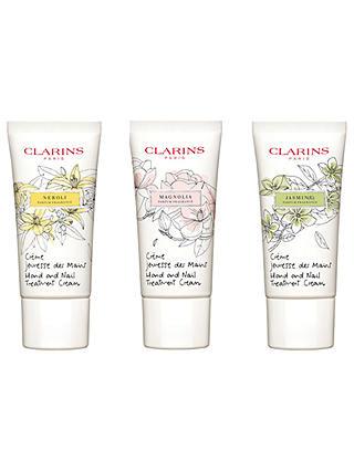 clarins hand and nail treatment cream 30ml