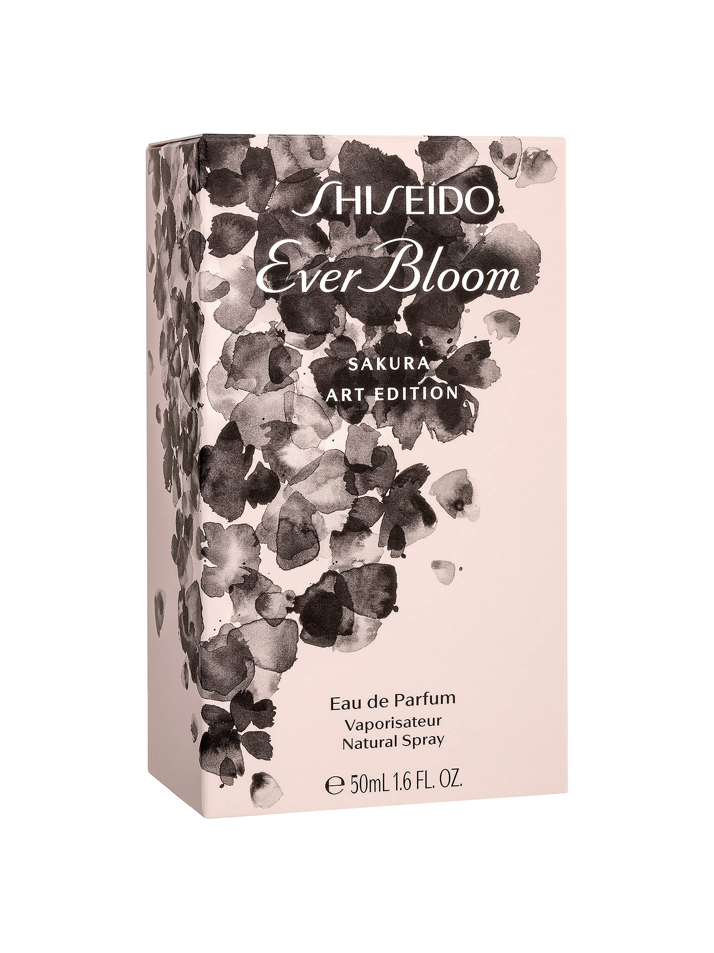 BuyShiseido Ever Bloom Sakura Art Edition Eau de Parfum, 30ml Online at johnlewis.com