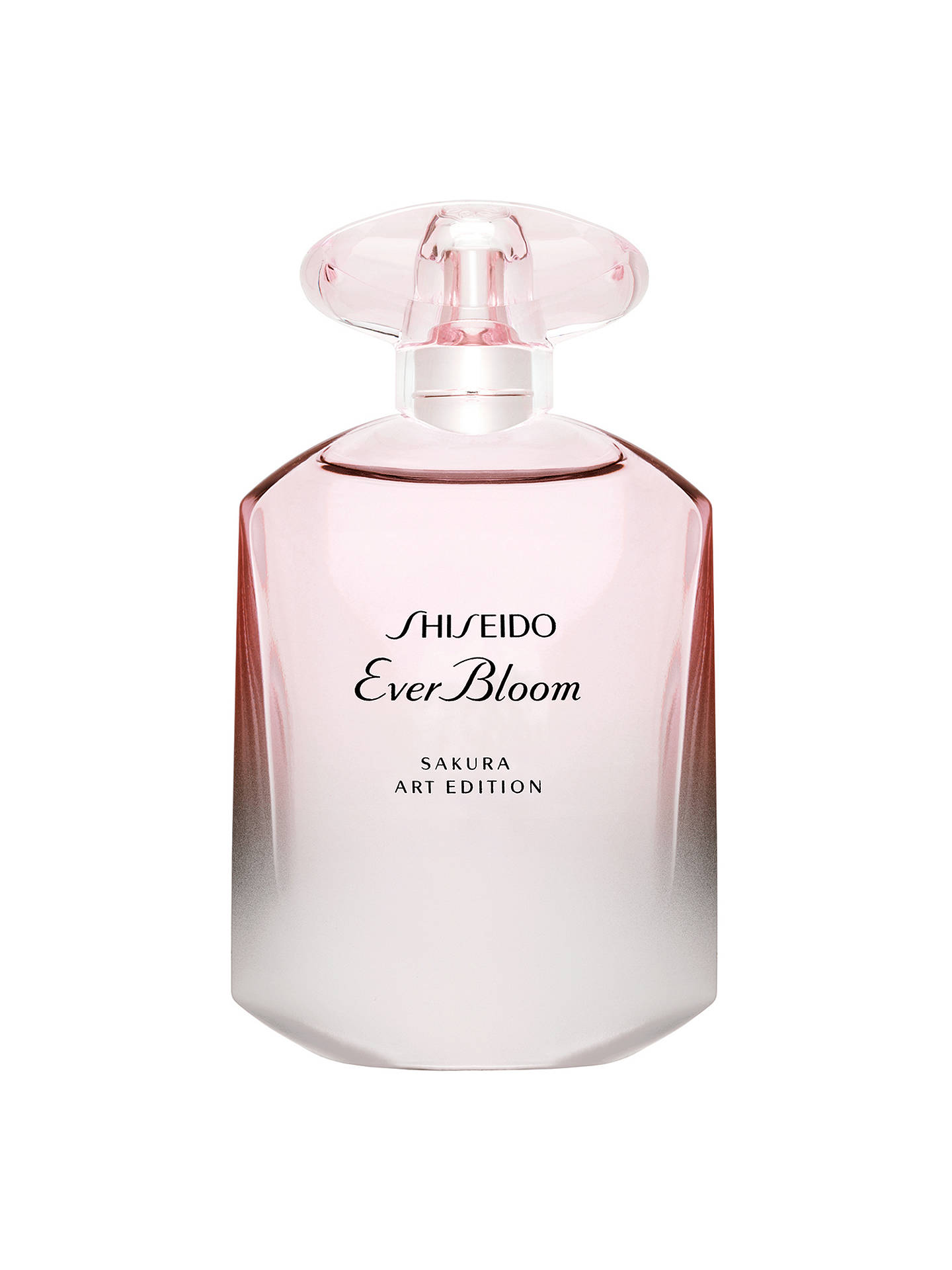 Buy Shiseido Ever Bloom Sakura Art Edition Eau de Parfum, 30ml Online at johnlewis.com