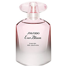 Buy Shiseido Ever Bloom Sakura Art Edition Eau de Parfum Online at johnlewis.com