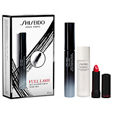Buy Shiseido Full Lash Volume Multi Dimension Mascara Set Online at johnlewis.com