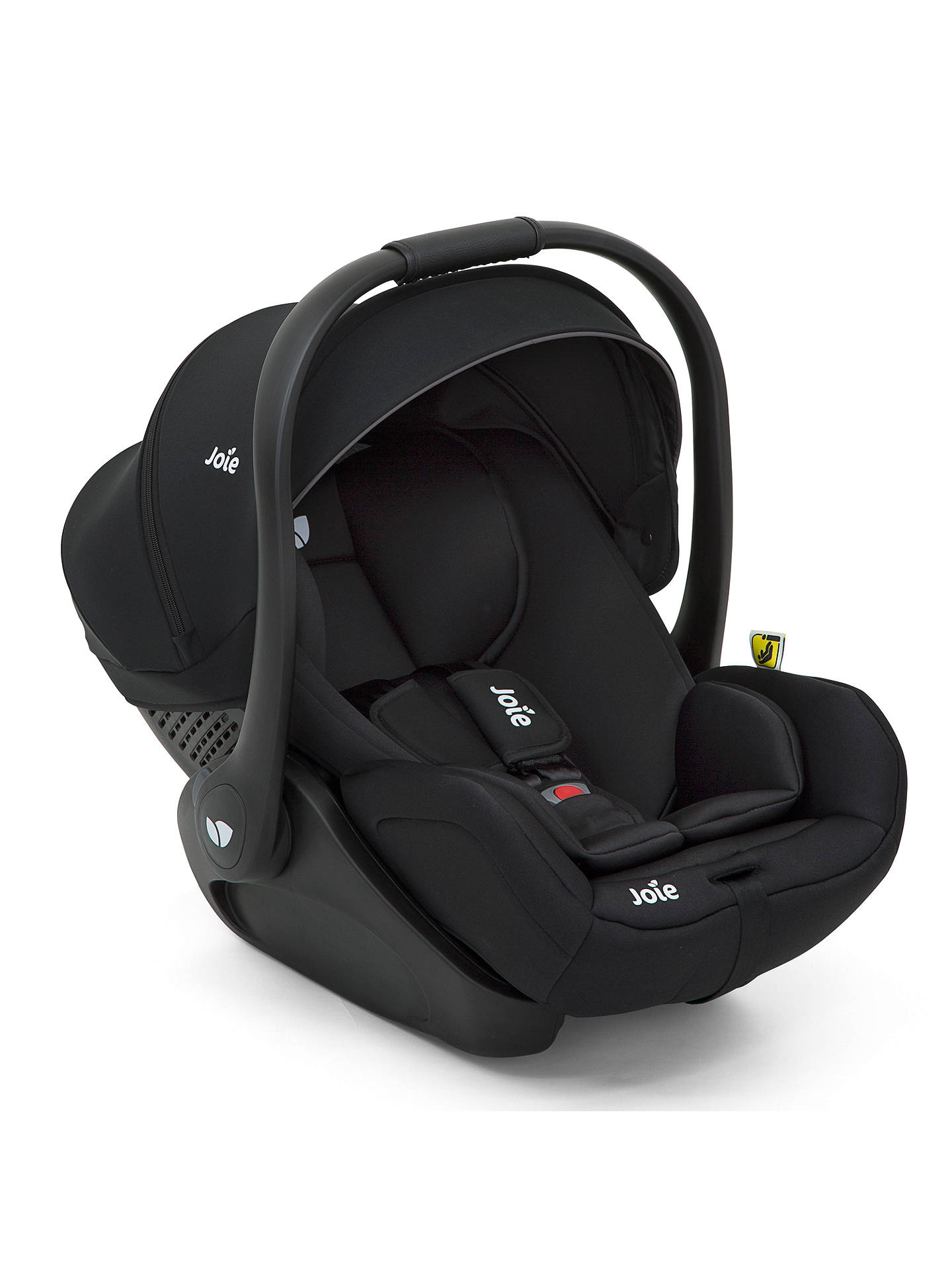 Buy Joie Baby i-Level Group 0+ Baby Car Seat, Coal Online at johnlewis.com