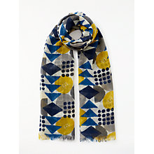 Buy Seasalt Pretty Printed Scarf, Multi Online at johnlewis.com