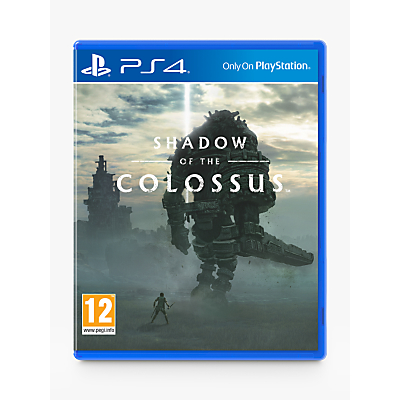 Image of Shadow Of The Colossus, PS4