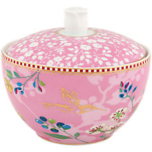 Buy PiP Studio Floral 2.0 Hummingbird Sugar Bowl, 300ml Online at johnlewis.com