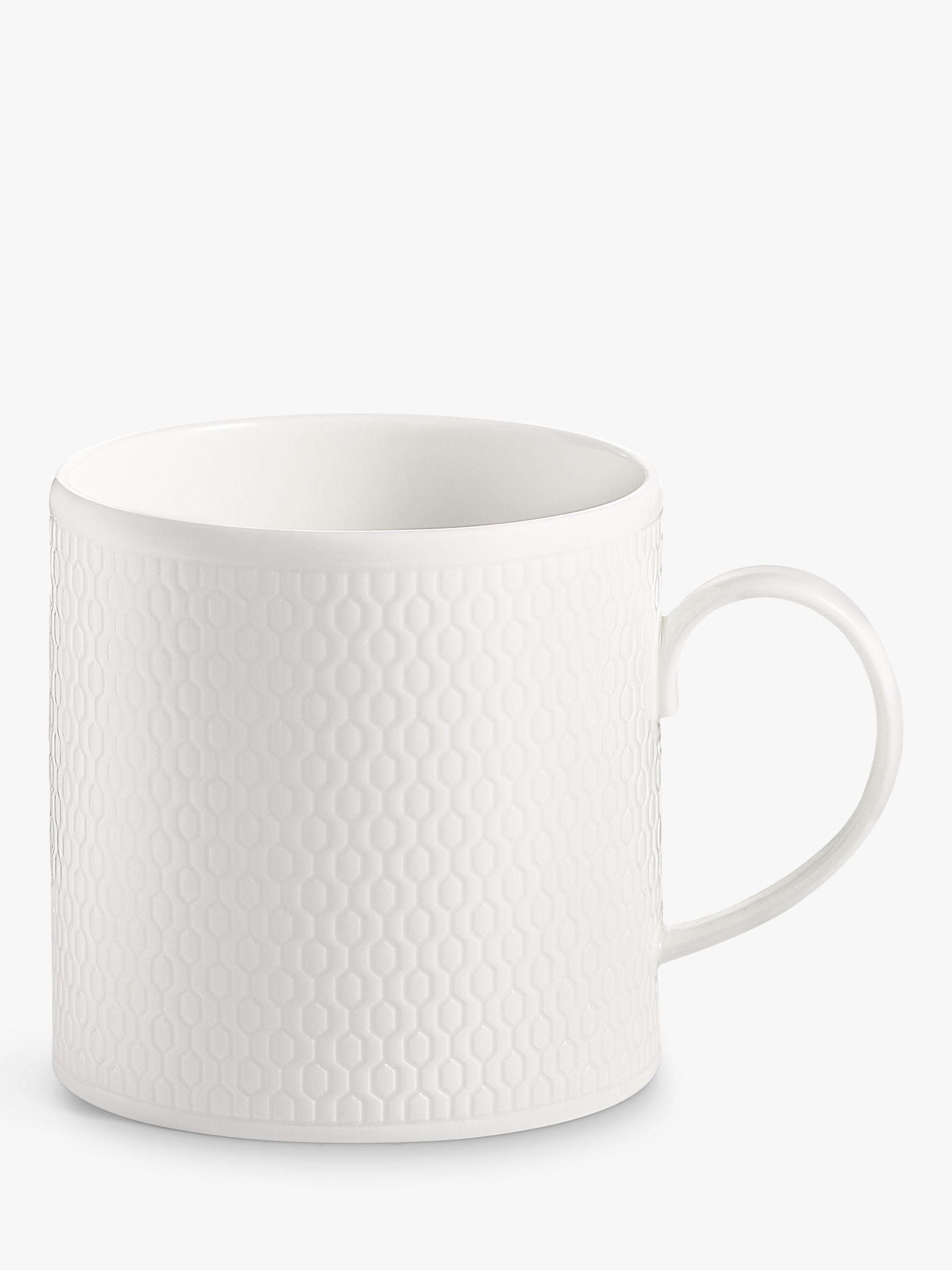 Wedgwood Wedgwood Gio Mug, White, 300ml