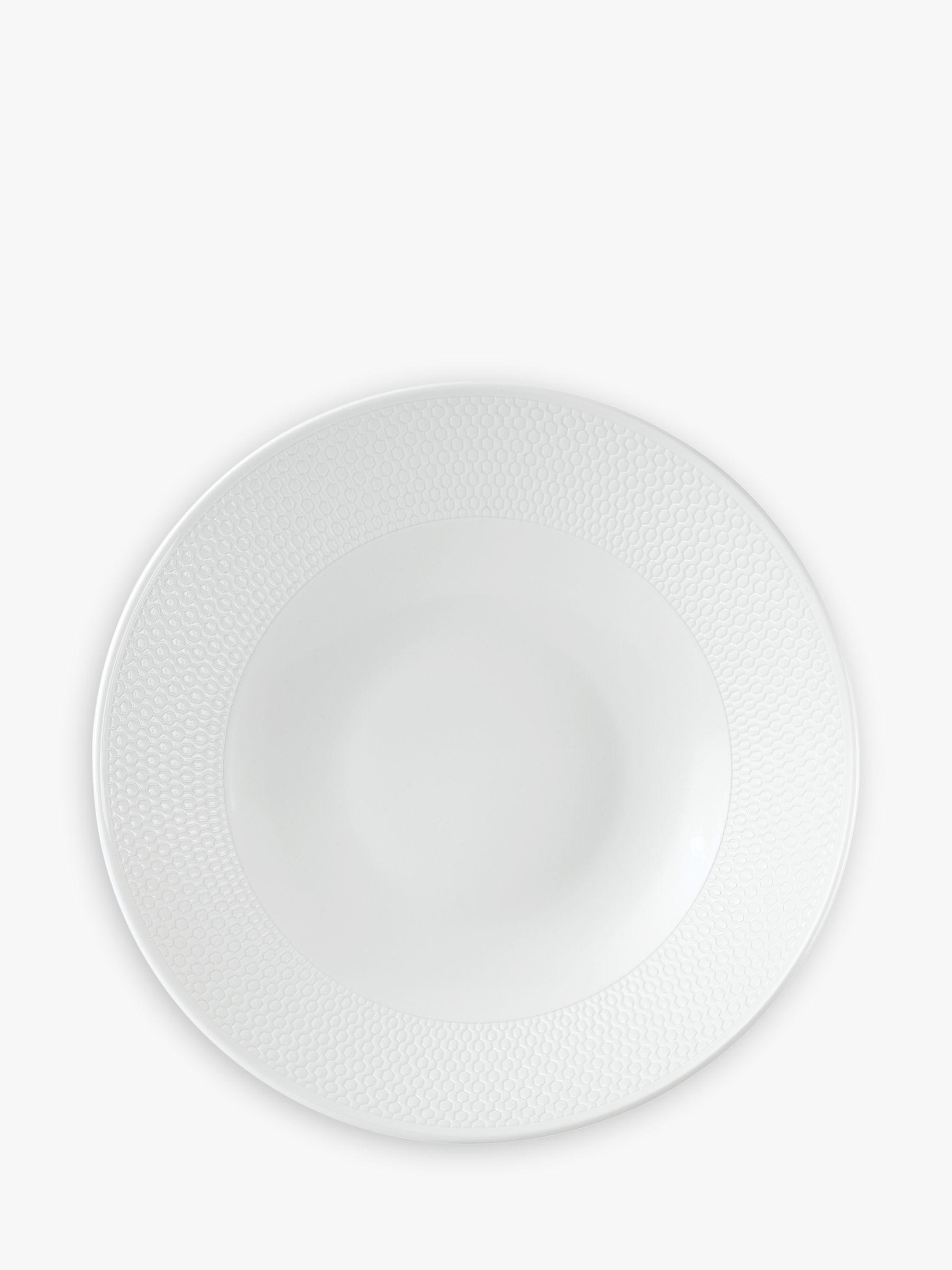 Wedgwood Wedgwood Gio Pasta Bowl, White, Dia.25cm
