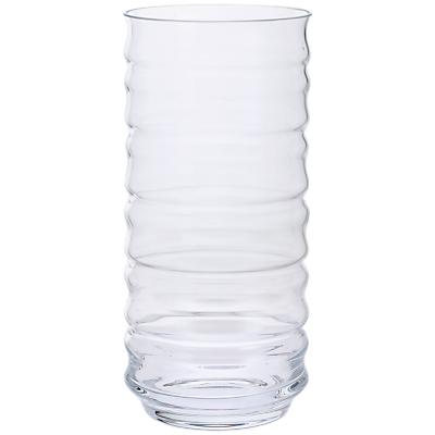 Dartington Crystal Totem Glass Vase, Medium