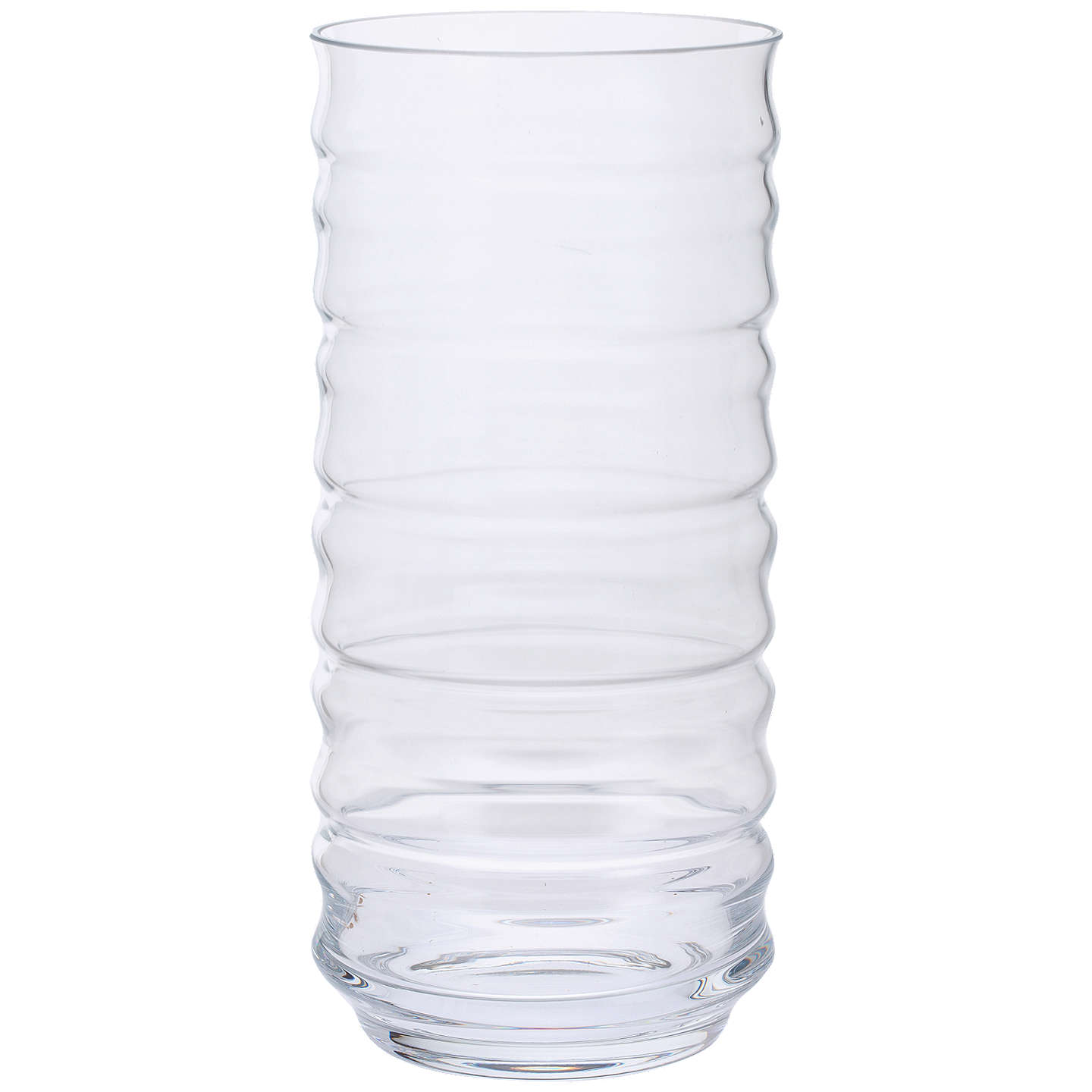 BuyDartington Crystal Totem Glass Vase, Medium Online at johnlewis.com