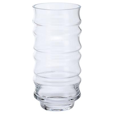 Dartington Crystal Totem Glass Vase, Small