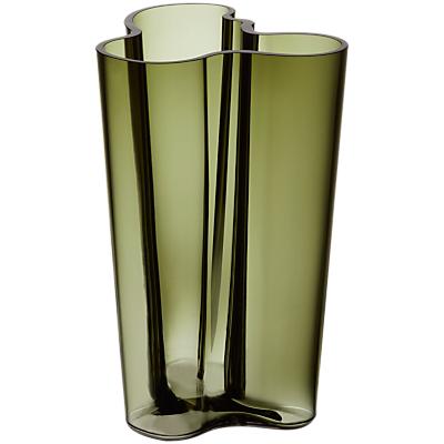 Iittala Aalto Vase, Moss Vase, 25.1cm