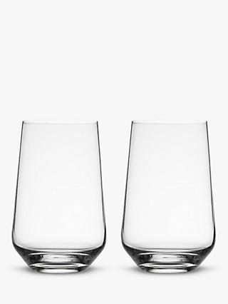 Iittala Essence Universal Glass, Set of 2, 55cl