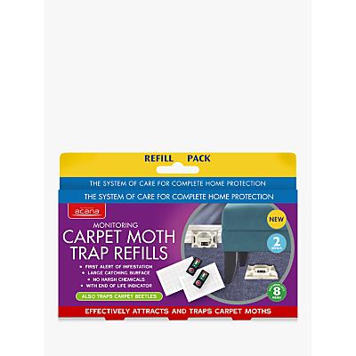 Image of Acana Carpet Moth Trap Refill, White