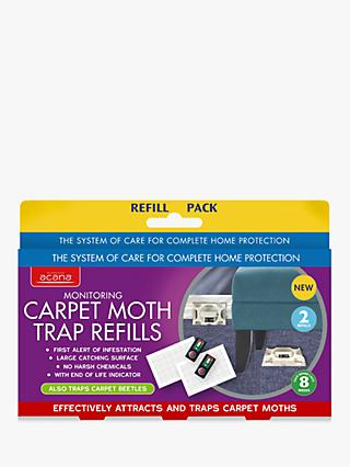 Acana Carpet Moth Trap Refill, White