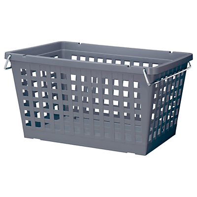 like-it Plastic Stackable Basket
