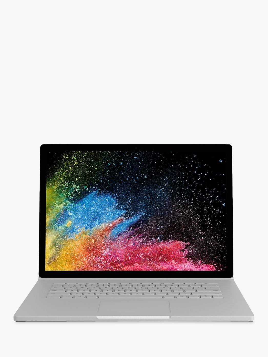 "Microsoft Microsoft Surface Book 2, Intel Core i7, 16GB RAM, 1TB SSD, 15"", PixelSense Display, GeForce GTX 1060, Silver"