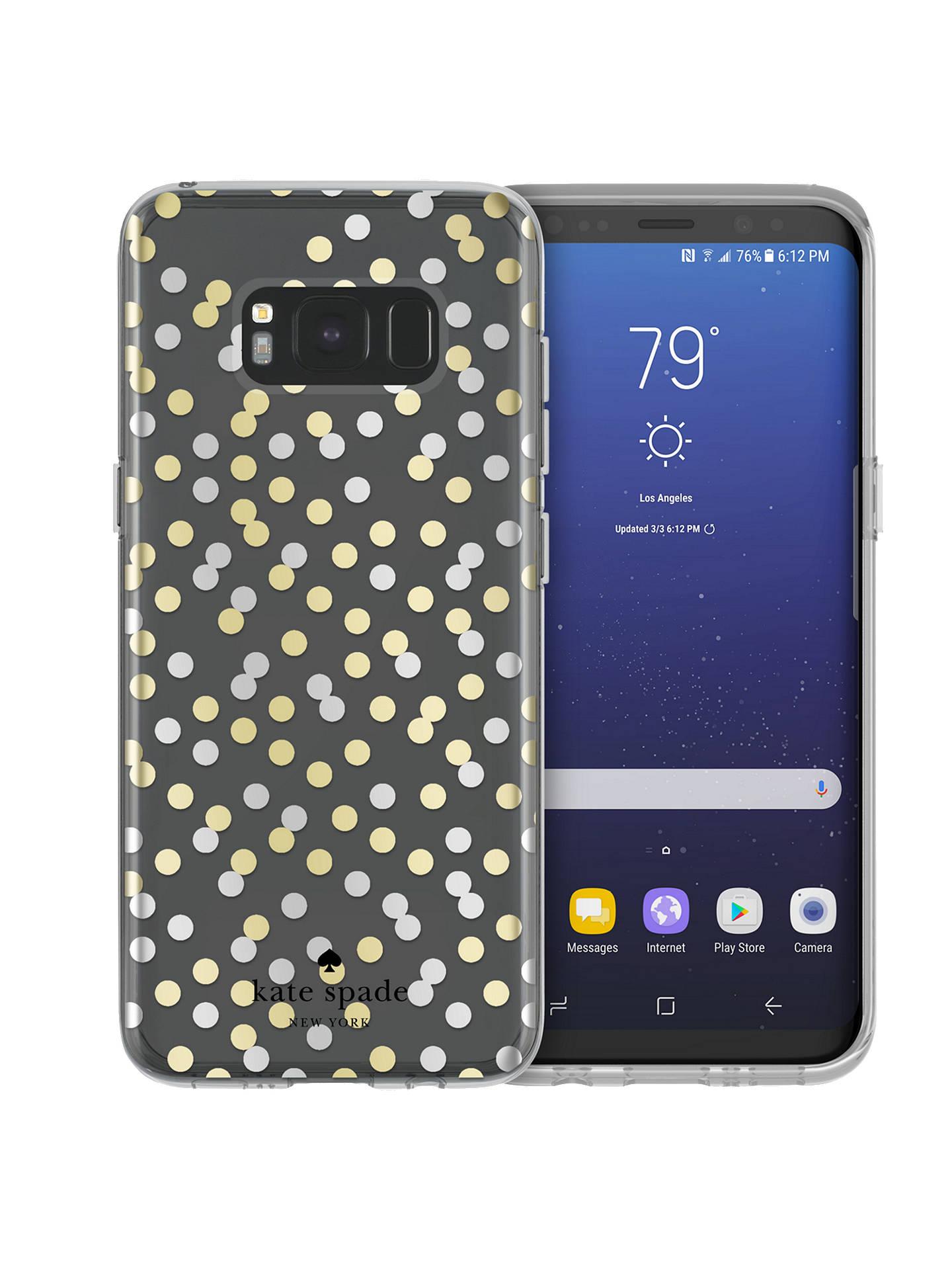 wholesale dealer a822a e62d5 kate spade new york Confetti Dot Hard Case for Samsung Galaxy S8 ...