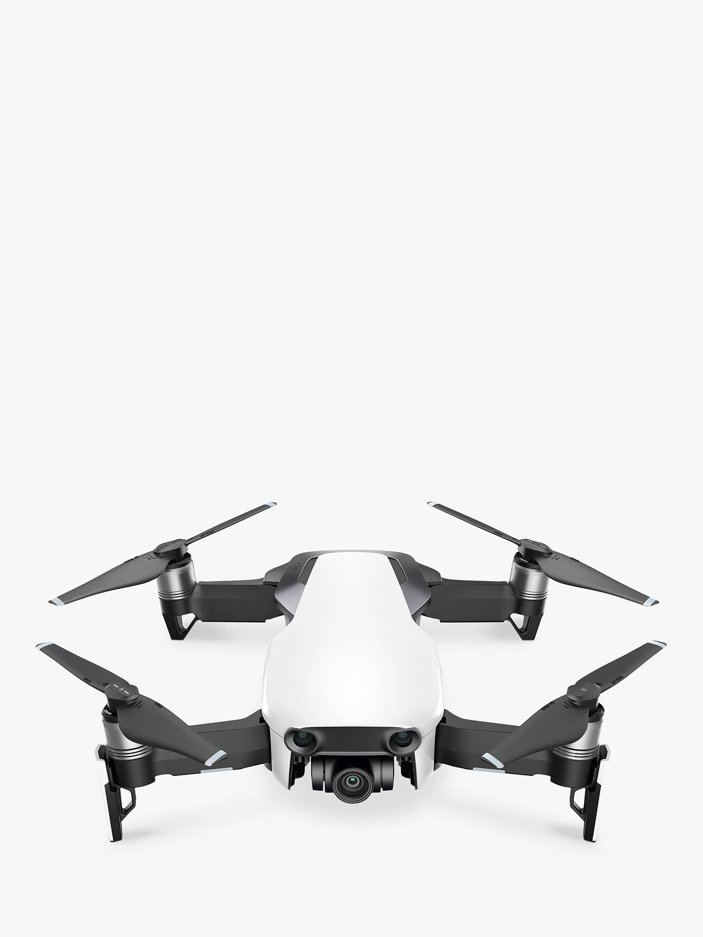 4bef2656fef Buy DJI Mavic Air Drone Fly More Combo, Arctic White Online at  johnlewis.com ...