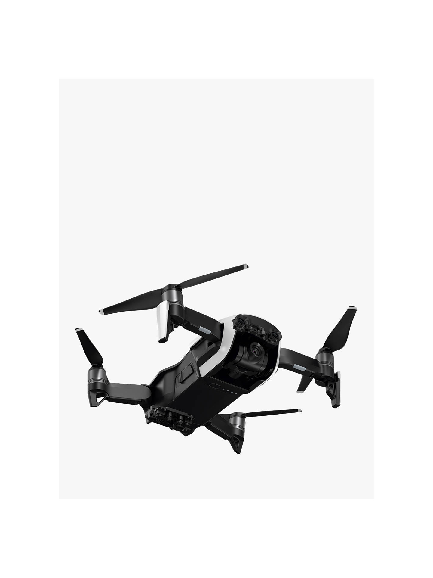 a08b7ca13fd ... Buy DJI Mavic Air Drone Fly More Combo, Arctic White Online at  johnlewis.com ...
