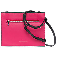 Buy French Connection Dexter Upside Down Cross Body Bag Online at johnlewis.com