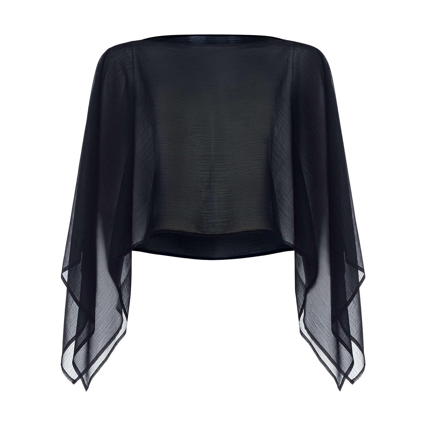 BuyPhase Eight Celina Cover Up, Navy Online at johnlewis.com