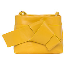 Buy French Connection Sade Mini Bow Front Cross Body Bag Online at johnlewis.com