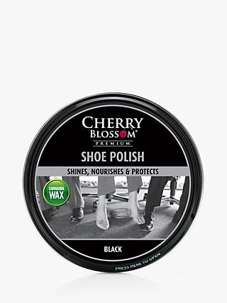 Cherry Blossom Shoe Polish, 50ml