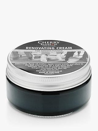 Cherry Blossom Renovating Shoe Cream, 50ml
