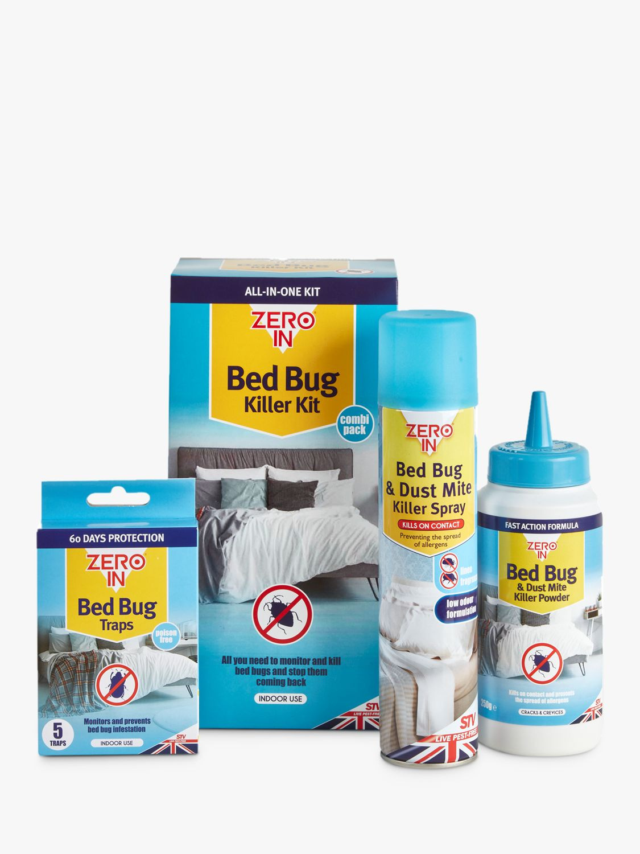 Zeroin Zeroin Bed Bug & Dust Mite Killer Spray Bundle